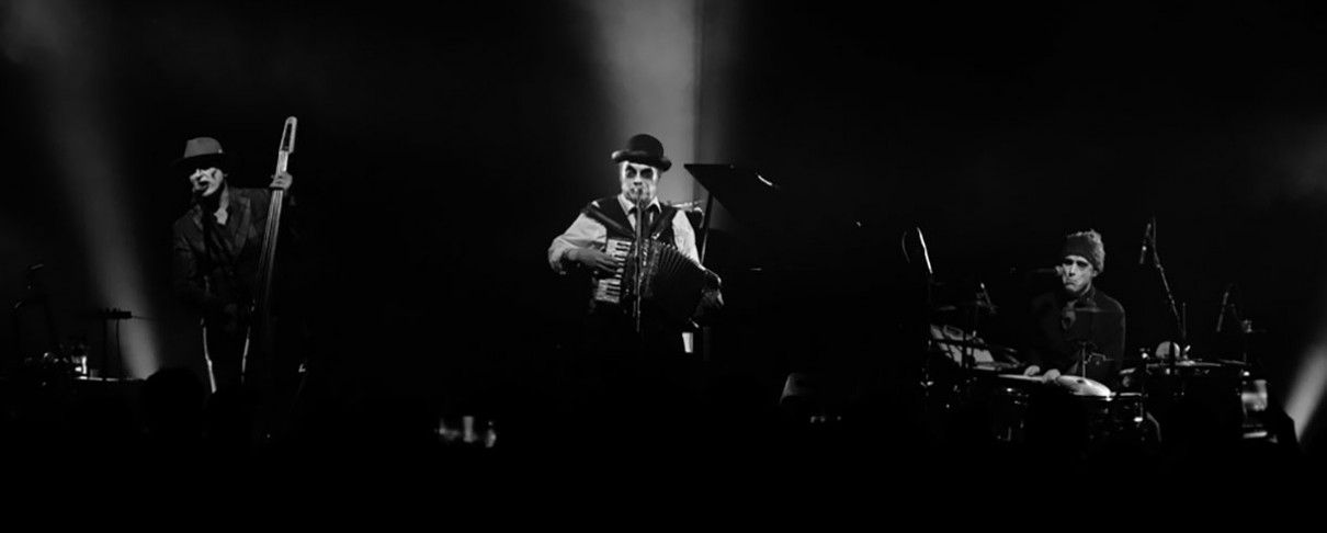 "The Tiger Lillies ""30th Anniversary Tour"" @ Fuzz Club, 25/01/20"