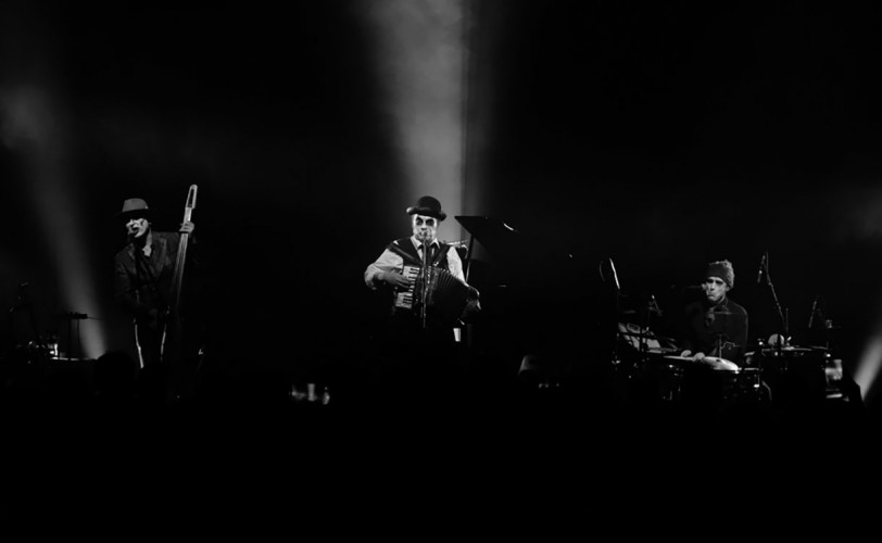 "The Tiger Lillies ""30th Anniversary Tour"" @ Fuzz Club, 25/01/20"