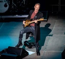 Sting, Joe Sumner @ Ηρώδειο, 30/09/21