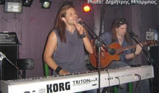 Jeff Scott Soto acoustic @ Underworld Club