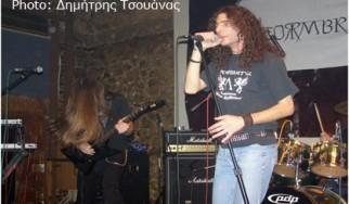 Innerwish, Wild Kitten, Stormbringer @ On Stage (Λάρισα), 22/11/08