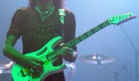 Steve Vai And The Breed live στο Clermont-Ferrand της Γαλλίας!