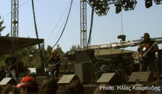 Rockwave 2005: Twisted Sister, Dio, Anthrax, Katatonia, Ολέθριο Ρήγμα