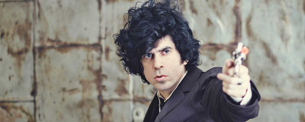 «A Buyer's Guide»: Ian Svenonius (The Nation Of Ulysses, The Make-Up κ.ά.)