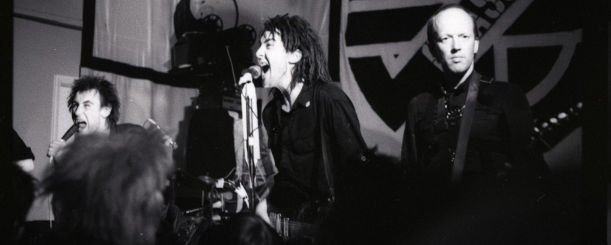 «A Beginner's Guide»: Βρετανικό Anarcho-Punk