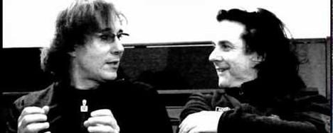 Συνέντευξη Steve Hogarth (Marillion) & Richard Barbieri (Porcupine Tree)