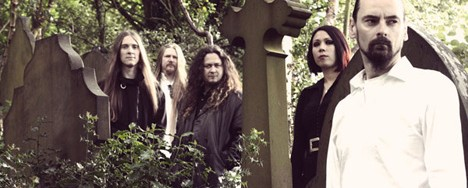 "My Dying Bride interview with Aaron Stainthorpe: ""If you experience nothing in your life, you can't really be sad when it comes to an end"""
