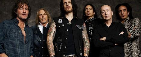 Συνέντευξη Thin Lizzy (Ricky Warwick)