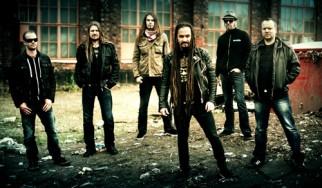 Amorphis interview (Tomi Koivusaari)