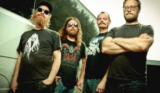 Red Fang interview (David Sullivan)