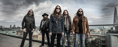 Blackberry Smoke interview with Charlie Starr