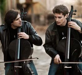 Συνέντευξη 2Cellos (Luka Sulic, Stjepan Hauser)