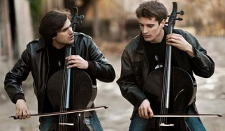 2Cellos interview with Luka Sulic & Stjepan Hauser