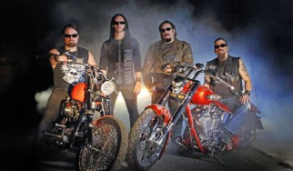 Adrenaline Mob interview (Russell Allen)