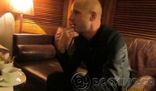 Συνέντευξη Sivert Hoyem