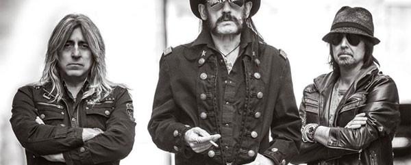 Συνέντευξη Motorhead (Lemmy Kilmister)