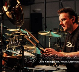 Συνέντευξη Gavin Harrison (Porcupine Tree, King Crimson, O.S.I.)