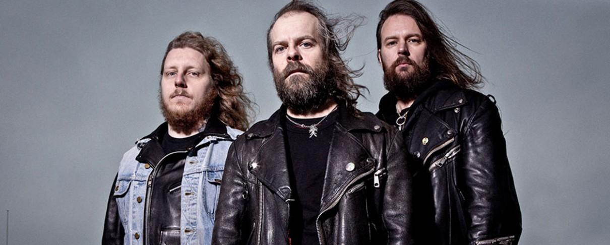 Grand Magus: «Στο heavy metal σκοπός είναι να βγάζεις δύναμη και σθένος»