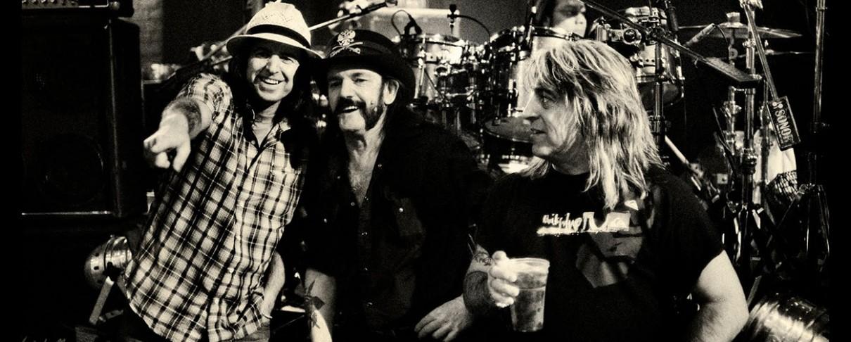 Motorhead (Mikkey Dee): «Lemmy, δυνάμωσε το μπάσο!»