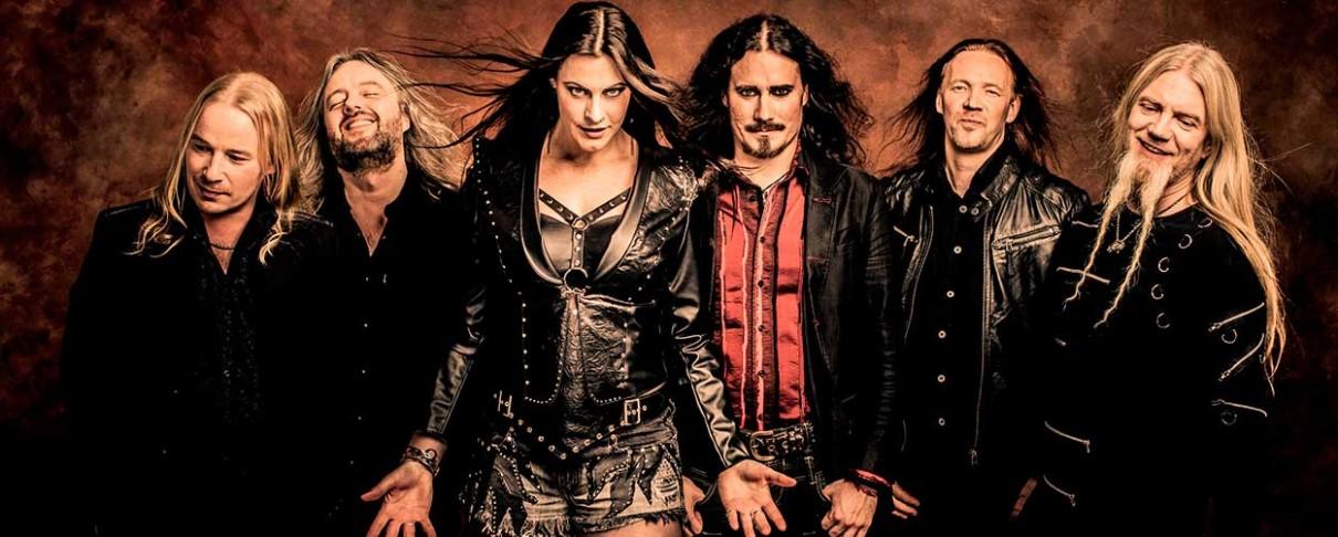 Nightwish: «Υπάρχουν περισσότερα πράγματα στη μουσική από το Spotify»