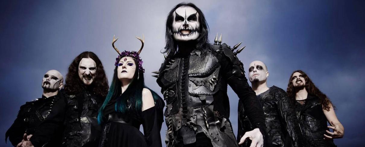 Cradle Of Filth: «Έχω άλλες ιδέες για τη δημιουργία, αλλά η πλειοψηφία αποφασίζει»