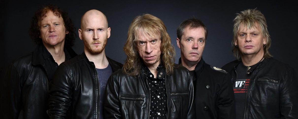 Diamond Head: «Κανείς μας δεν έβλεπε το μέλλον του heavy metal πριν 35 χρόνια»