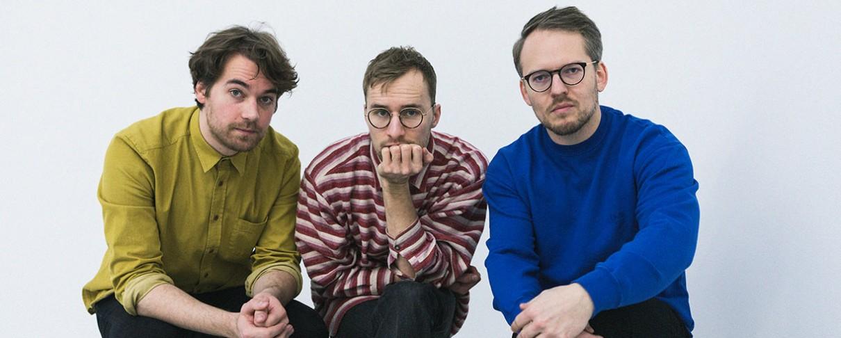 Γνωρίστε τους καλλιτέχνες του Half Note: Espen Berg Trio