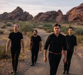 Jimmy Eat World: «Θέλαμε ο νέος δίσκος να κινείται σε πιο rock μονοπάτια»