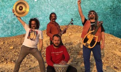 "Baba Zula: «Η ""καθαρή μουσική"" είναι μία όψη του ρατσισμού σε πολλές χώρες»"
