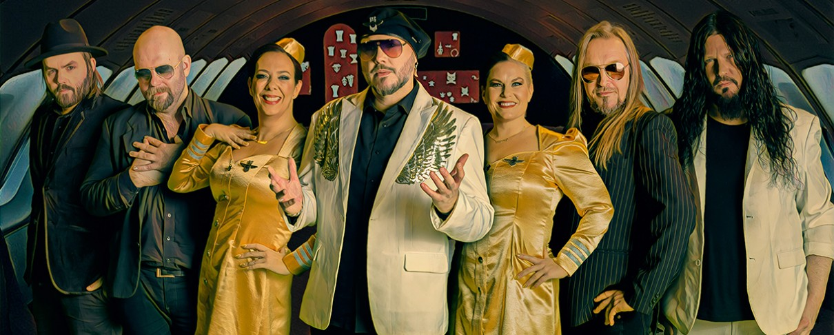 The Night Flight Orchestra: «Χορεύοντας disco με t-shirt Mayhem»