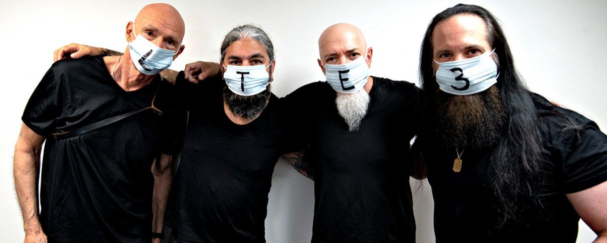 Jordan Rudess: «Στηρίξτε τους μουσικούς. Είναι δύσκολη εποχή»