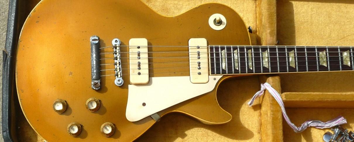 Τύπος αγόρασε μια '69 Les Paul για 40 δολάρια δίχως να το ξέρει!
