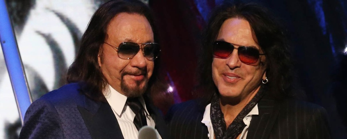Aκούστε τη συνεργασία Paul Stanley με Ace Frehley
