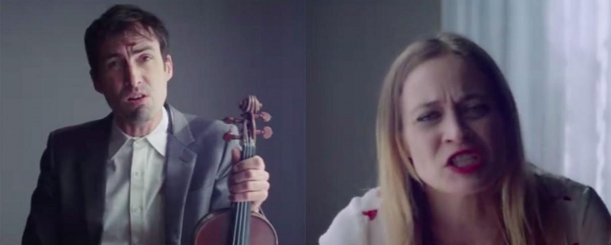 Ο Andrew Bird και η Fiona Apple … live From The Great Room