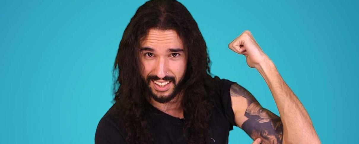 Ο Anthony Vincent κάνει τους Gorillaz αγνώριστους στο ύφος των Dragonforce, Foo Fighters, Prodigy, Nina Simone κ.α.