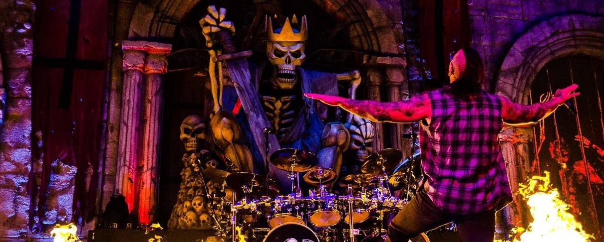 Οι Avenged Sevenfold συνεργάζονται με το Cirque Du Soleil για την επερχόμενη περιοδεία τους