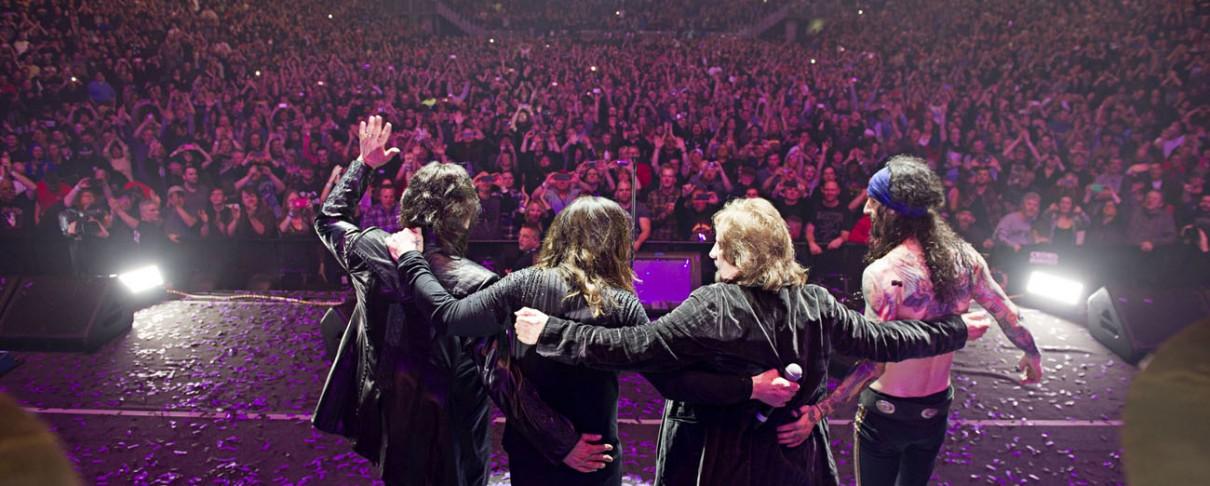 Πόσα εισιτήρια πουλάνε Black Sabbath, AC/DC, Iron Maiden, Tool;
