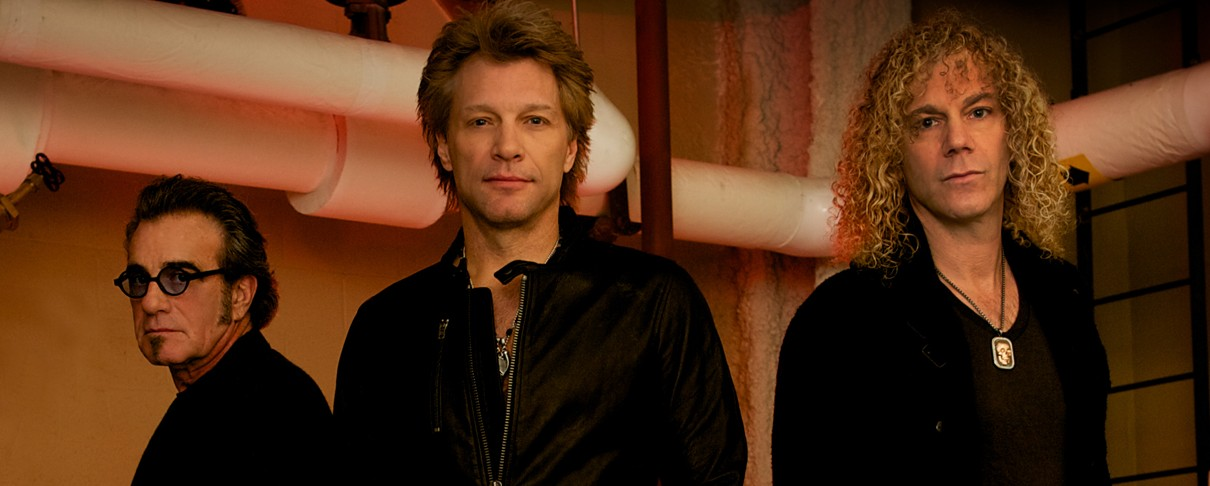 Έτοιμος ο νέος δίσκος των Bon Jovi