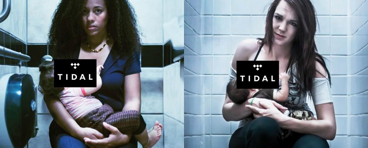 Το Tidal κατά του μητρικού θηλασμού;