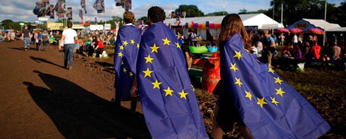 Oι Βρετανοί μουσικοί αντιδρούν στο Brexit