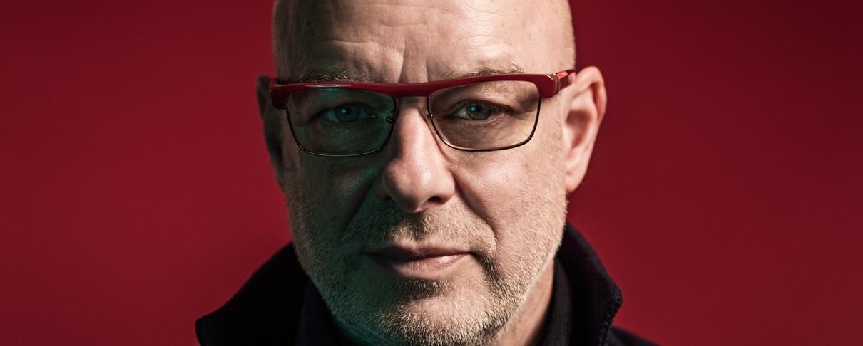 Απόσπασμα από το νέο δίσκο του Brian Eno στον «αέρα» του BBC Radio