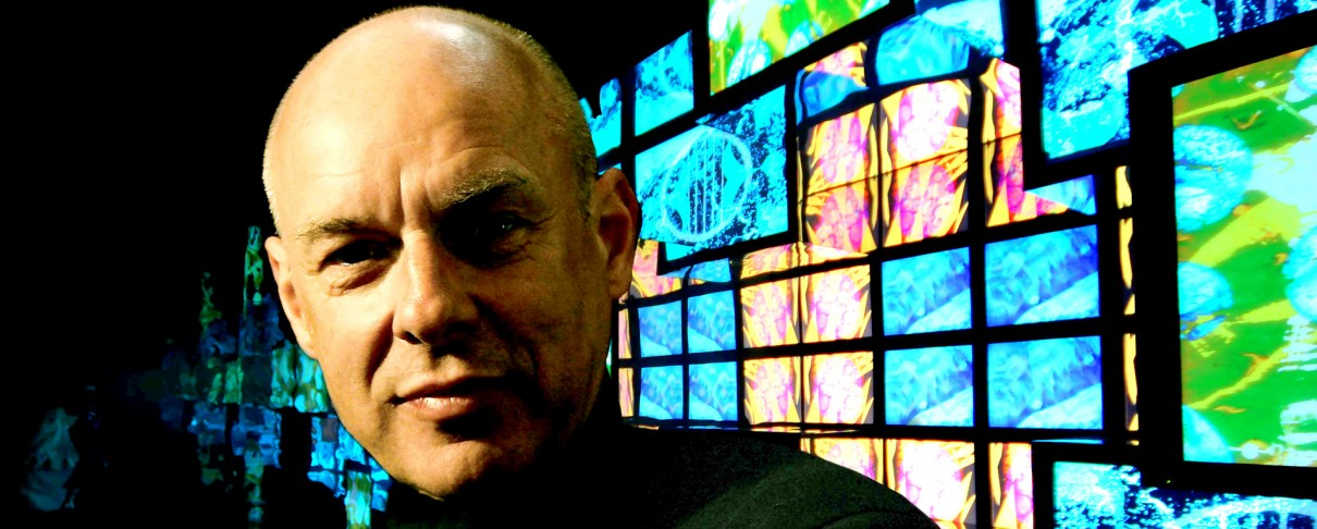 """Ο Brian Eno ανακοινώνει το """"The Ship"""""""