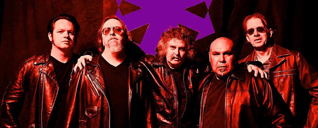 Οι Cirith Ungol headliners στο Up The Hammers Festival XII