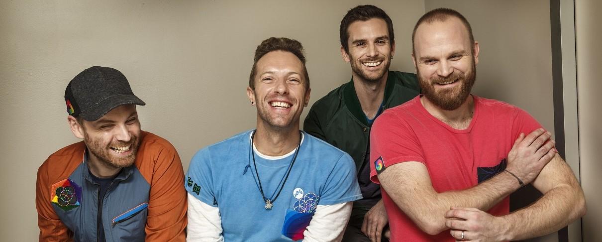 Οι Coldplay κυκλοφορούν νέο EP το 2017
