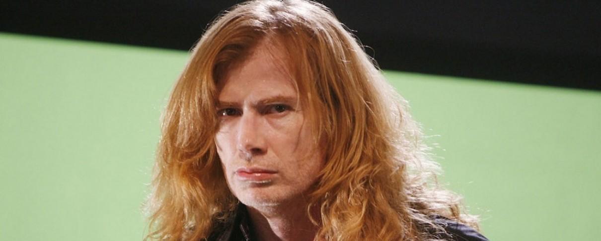 """Ο Dave Mustaine κριτικάρει το """"Hardwired…To Self-Destruct"""" των Metallica"""
