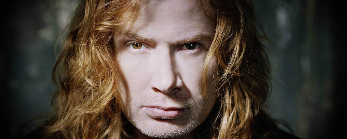Ο Dave Mustaine υπερασπίζεται τον γιο του απέναντι στους Havok