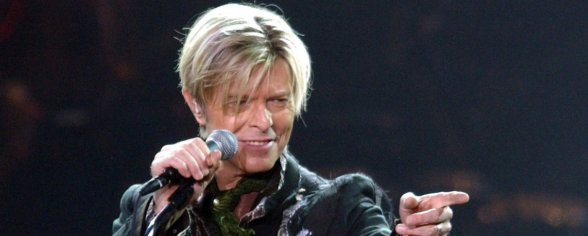 Ο David Bowie ψηφίστηκε κορυφαίος μουσικός του Ηνωμένου Βασιλείου