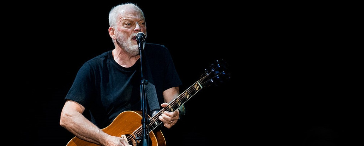 "O David Gilmour τραγουδά το ""Comfortably Numb"" με διάσημο ηθοποιό"