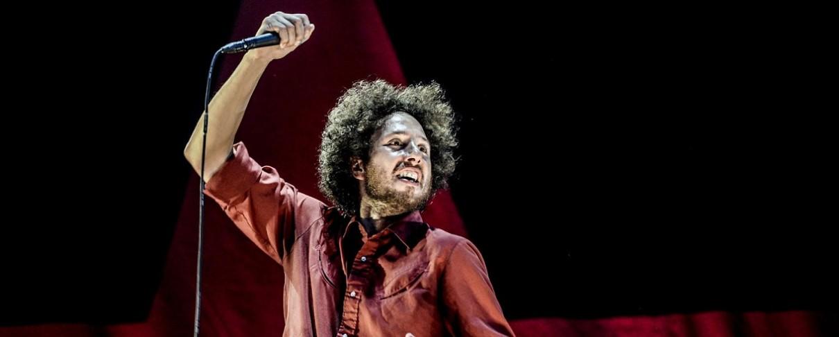 Ο Zack De La Rocha ετοιμάζει καινούργιο δίσκο