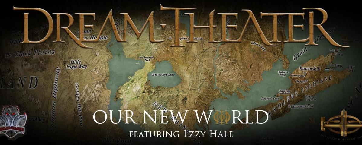 Συνεργασία των Dream Theater με την Lzzy Hale (Halestorm)